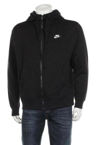 Ανδρικό φούτερ Nike, Μέγεθος M, Χρώμα Μαύρο, 80% βαμβάκι, 20% πολυεστέρας, Τιμή 35,57€