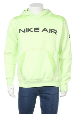 Ανδρικό φούτερ Nike, Μέγεθος M, Χρώμα Πράσινο, 80% βαμβάκι, 20% πολυεστέρας, Τιμή 33,25€