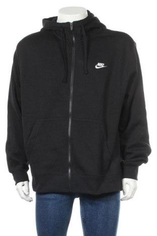 Ανδρικό φούτερ Nike, Μέγεθος XL, Χρώμα Μαύρο, Βαμβάκι, Τιμή 38,27€