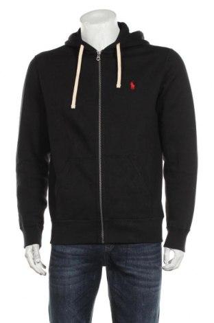 Ανδρικό φούτερ Polo By Ralph Lauren, Μέγεθος M, Χρώμα Μαύρο, 84% βαμβάκι, 16% πολυεστέρας, Τιμή 57,60€