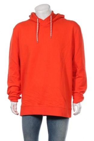 Męska bluza Tom Tailor, Rozmiar 3XL, Kolor Pomarańczowy, Bawełna, Cena 129,38zł