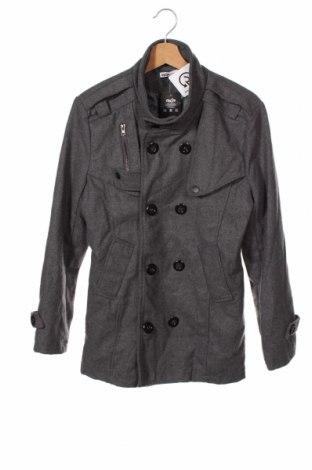 Мъжко палто, Размер M, Цвят Сив, Цена 14,70лв.