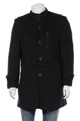 Мъжко палто, Размер XXL, Цвят Сив, Цена 34,02лв.
