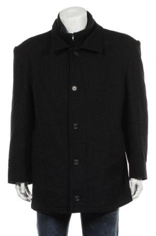 Мъжко палто A.W.Dunmore, Размер L, Цвят Черен, 60% вълна, 40% полиестер, Цена 77,65лв.