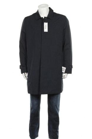 Мъжко палто Burton of London, Размер XL, Цвят Син, 57% памук, 43% полиестер, Цена 106,50лв.