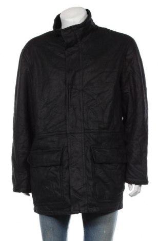 Мъжко палто Comme Du Vrai, Размер XL, Цвят Черен, Полиестер, Цена 13,39лв.