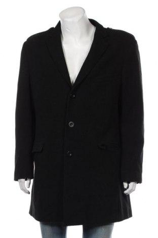 Мъжко палто Cool Code, Размер XXL, Цвят Черен, 60% вълна, 40% полиестер, Цена 60,90лв.