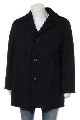 Мъжко палто McNeal, Размер L, Цвят Черен, 70% вълна, 30% полиамид, Цена 25,90лв.