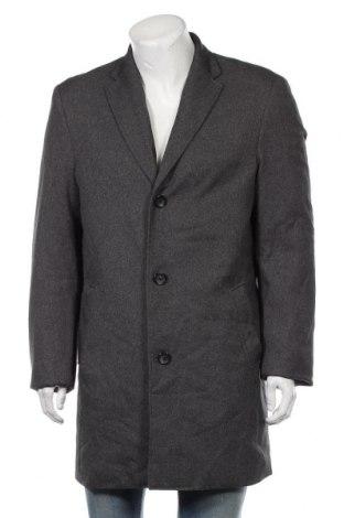 Мъжко палто WE, Размер M, Цвят Сив, Полиестер, Цена 39,06лв.