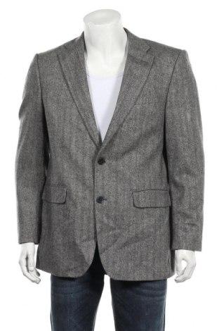 Мъжко сако Baumler, Размер L, Цвят Сив, 92% вълна, 8% кашмир, Цена 51,40лв.