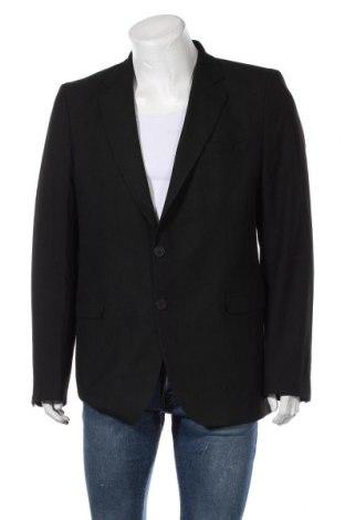 Ανδρικό σακάκι Boohoo, Μέγεθος XL, Χρώμα Μαύρο, 65% πολυεστέρας, 32% βισκόζη, 3% ελαστάνη, Τιμή 26,68€