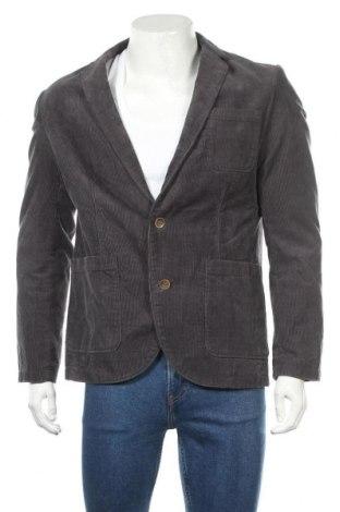 Мъжко сако Esprit, Размер L, Цвят Сив, Памук, Цена 8,14лв.