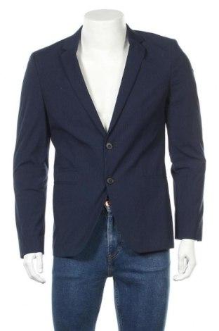 Ανδρικό σακάκι Hugo Boss, Μέγεθος M, Χρώμα Μπλέ, 99% βαμβάκι, 1% ελαστάνη, Τιμή 51,96€