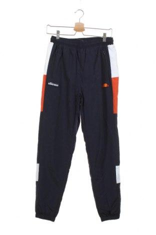 Ανδρικό αθλητικό παντελόνι Ellesse, Μέγεθος XS, Χρώμα Μπλέ, Πολυαμίδη, Τιμή 23,97€