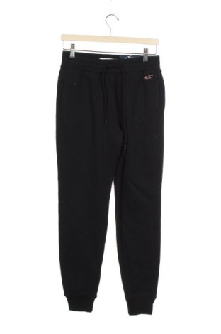 Ανδρικό αθλητικό παντελόνι Hollister, Μέγεθος XS, Χρώμα Μαύρο, 70% βαμβάκι, 30% πολυεστέρας, Τιμή 21,65€