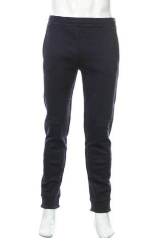 Ανδρικό αθλητικό παντελόνι Napapijri, Μέγεθος L, Χρώμα Μπλέ, 67% βαμβάκι, 33% πολυεστέρας, Τιμή 53,74€