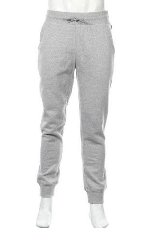 Ανδρικό αθλητικό παντελόνι Napapijri, Μέγεθος L, Χρώμα Γκρί, 90% βαμβάκι, 10% πολυεστέρας, Τιμή 53,74€