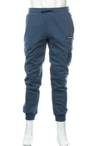 Ανδρικό αθλητικό παντελόνι Napapijri, Μέγεθος L, Χρώμα Μπλέ, 90% βαμβάκι, 10% πολυεστέρας, Τιμή 53,74€