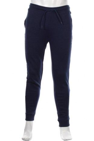 Ανδρικό αθλητικό παντελόνι Napapijri, Μέγεθος S, Χρώμα Μπλέ, Βαμβάκι, Τιμή 53,74€