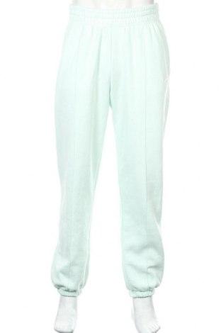 Pantaloni trening de bărbați Nike, Mărime M, Culoare Verde, 80% bumbac, 20% poliester, Preț 207,24 Lei