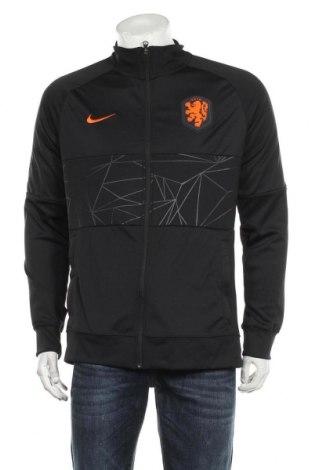 Ανδρική αθλητική ζακέτα Nike, Μέγεθος L, Χρώμα Μαύρο, Πολυεστέρας, Τιμή 42,14€