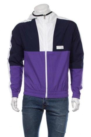 Ανδρικό αθλητικό μπουφάν New Balance, Μέγεθος S, Χρώμα Πολύχρωμο, Πολυεστέρας, Τιμή 111,73€
