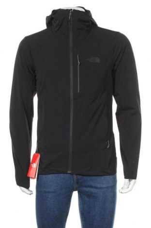 Pánská sportovní bunda  The North Face, Velikost S, Barva Černá, 88% polyamide, 12% elastan, Cena  2686,00Kč