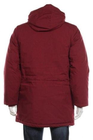Мъжко яке Carhartt, Размер S, Цвят Червен, 65% полиестер, 35% памук, Цена 140,22лв.