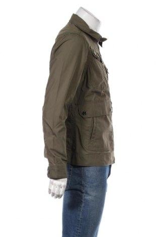 Мъжко яке G-Star Raw, Размер L, Цвят Зелен, 65% полиестер, 35% памук, Цена 95,37лв.