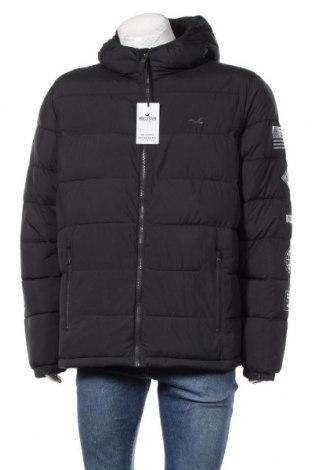 Ανδρικό μπουφάν Hollister, Μέγεθος XXL, Χρώμα Μαύρο, Πολυεστέρας, Τιμή 61,47€