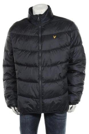 Ανδρικό μπουφάν Lyle & Scott, Μέγεθος XXL, Χρώμα Μπλέ, Πολυεστέρας, Τιμή 98,66€