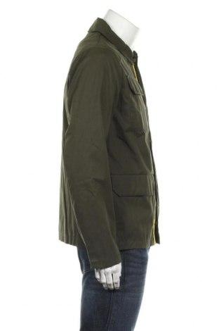 Мъжко яке Marc O'Polo, Размер M, Цвят Зелен, 50% полиестер, 41% памук, 9% полиамид, Цена 88,77лв.