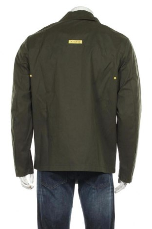 Мъжко яке Marc O'Polo, Размер L, Цвят Зелен, 50% полиестер, 41% памук, 9% полиамид, Цена 88,77лв.
