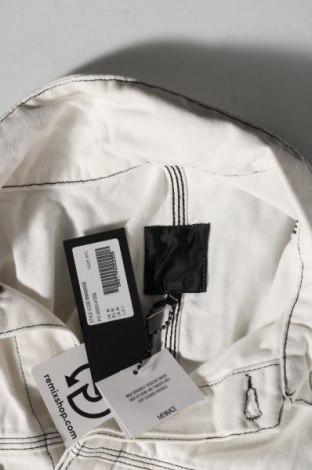 Мъжко яке Mennace, Размер M, Цвят Бял, Памук, Цена 53,72лв.