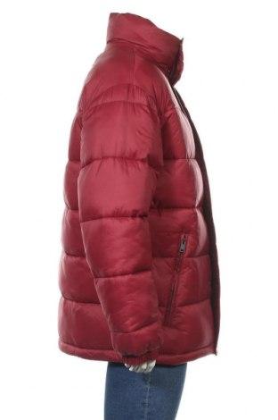 Мъжко яке Napapijri, Размер L, Цвят Червен, Полиестер, Цена 257,57лв.