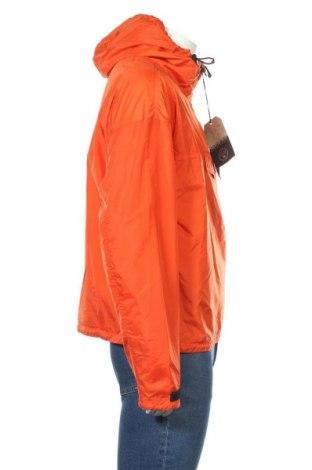 Мъжко яке Napapijri, Размер S, Цвят Оранжев, Полиамид, Цена 98,70лв.