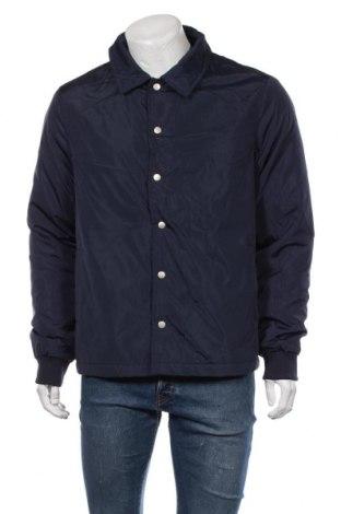 Ανδρικό μπουφάν New Look, Μέγεθος L, Χρώμα Μπλέ, Πολυεστέρας, Τιμή 30,54€