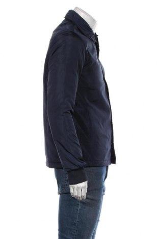Мъжко яке New Look, Размер S, Цвят Син, Полиестер, Цена 32,36лв.