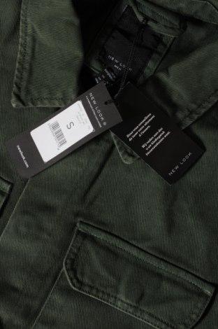 Мъжко яке New Look, Размер S, Цвят Зелен, Памук, Цена 67,15лв.