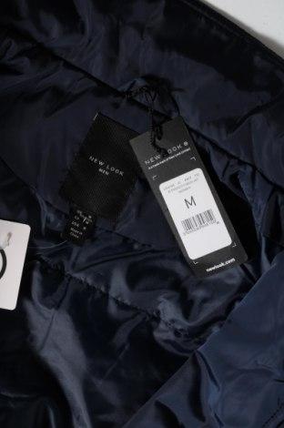 Мъжко яке New Look, Размер M, Цвят Син, Полиестер, Цена 32,36лв.