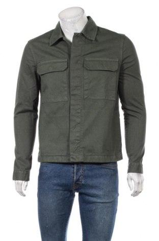 Мъжко яке New Look, Размер S, Цвят Зелен, Памук, Цена 59,25лв.