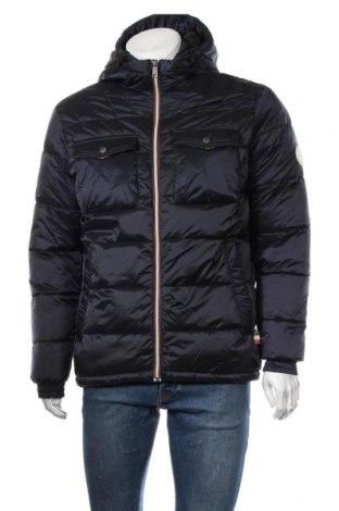 Ανδρικό μπουφάν Originals By Jack & Jones, Μέγεθος L, Χρώμα Μπλέ, Πολυαμίδη, Τιμή 53,74€