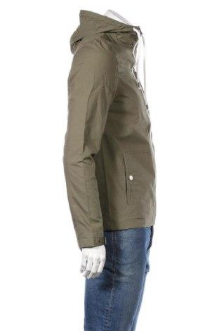 Мъжко яке Pier One, Размер S, Цвят Зелен, 100% памук, Цена 32,39лв.