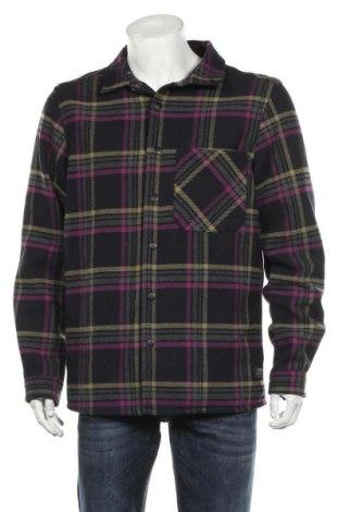 Мъжко яке Pull&Bear, Размер XL, Цвят Многоцветен, 55% памук, 45% полиестер, Цена 36,54лв.