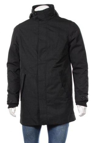 Ανδρικό μπουφάν SUIT, Μέγεθος M, Χρώμα Μαύρο, Πολυεστέρας, Τιμή 134,93€
