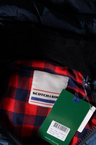 Мъжко яке Scotch & Soda, Размер XL, Цвят Син, 100% полиамид, Цена 171,57лв.