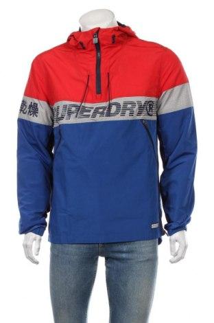 Мъжко яке Superdry, Размер L, Цвят Многоцветен, Полиестер, Цена 186,75лв.