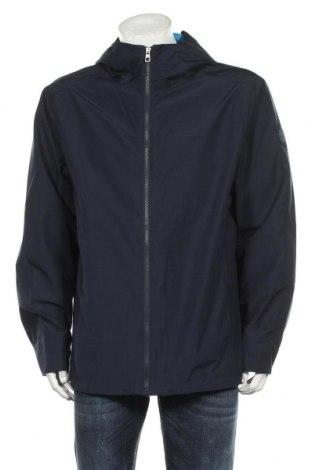 Ανδρικό μπουφάν Timberland, Μέγεθος XL, Χρώμα Μπλέ, 80% πολυεστέρας, 20% βαμβάκι, Τιμή 96,26€
