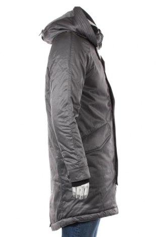 Мъжко яке Tom Tailor, Размер S, Цвят Сив, 45% памук, 44% полиестер, 11% полиамид, Цена 164,25лв.