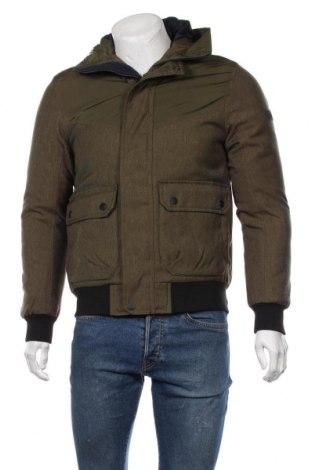 Мъжко яке Tom Tailor, Размер S, Цвят Зелен, Полиестер, Цена 141,75лв.